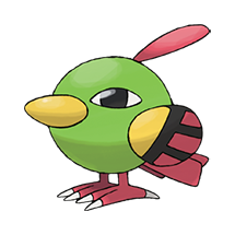 Natu pokemon