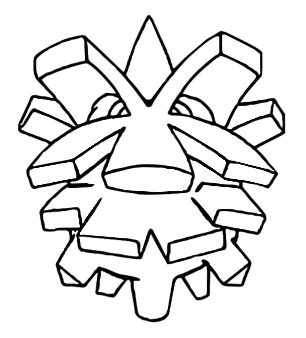coloriage pokemon Pomdepik