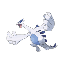 Lugia pokemon