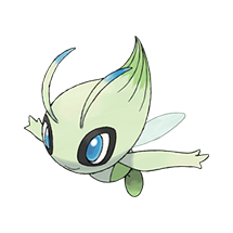 Celebi pokemon