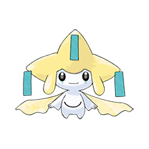 Jirachi pokemon