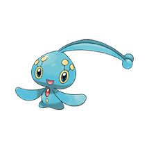 Manaphy pokemon