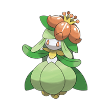 Fragilady pokemon