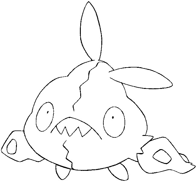 coloriage pokemon Miamiasme