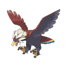 Gueriaigle pokemon