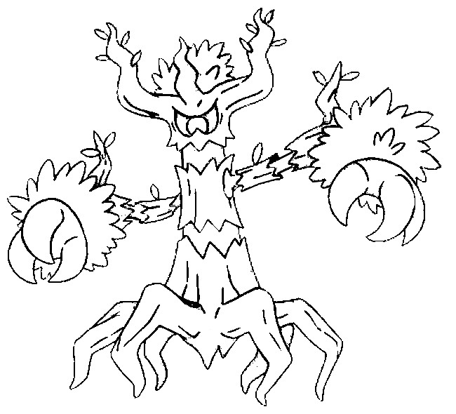coloriage pokemon Desséliande