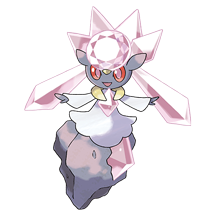 Diancie pokemon