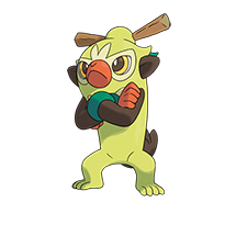 Badabouin pokemon